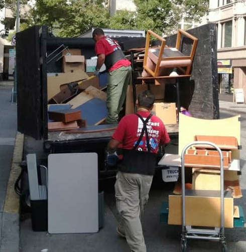 Affordable Residential Junk Removal and Debris Hauling Services Mountain View, Peninsula & South Bay  AffWe offer affordable junk removal services, cost-effective backyard clean out services that saves you time and money, also included appliances removal,