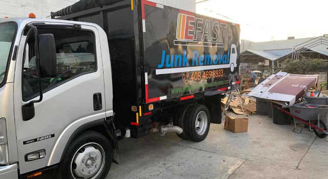 Get affordable junk removal service in the  Bay Area