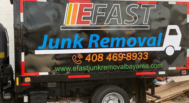 Debris and junk removal affordable services Peninsula, South bay