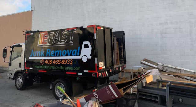 Debris and junk removal affordable services Bay Area