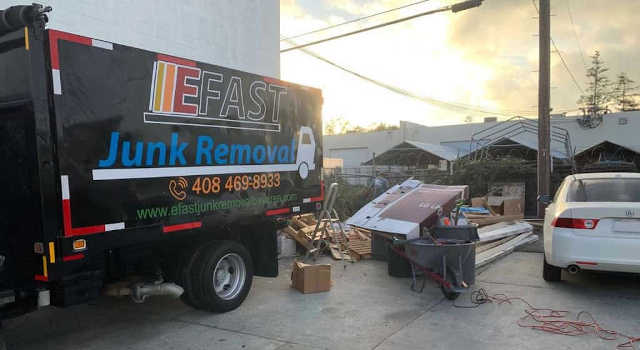 Affordble Fast junk removal services always within 2 hours