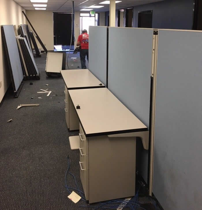Office junk removal bay area