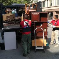 Affordable junk removal Bay Area SF