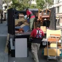 Affordable junk removal Bay Area SF Marin