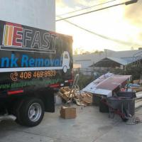 Affordable junk removal Saratoga