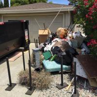 Affordable junk removal Morgan Hill